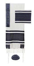 Cover image for Embroidered Tallit Set